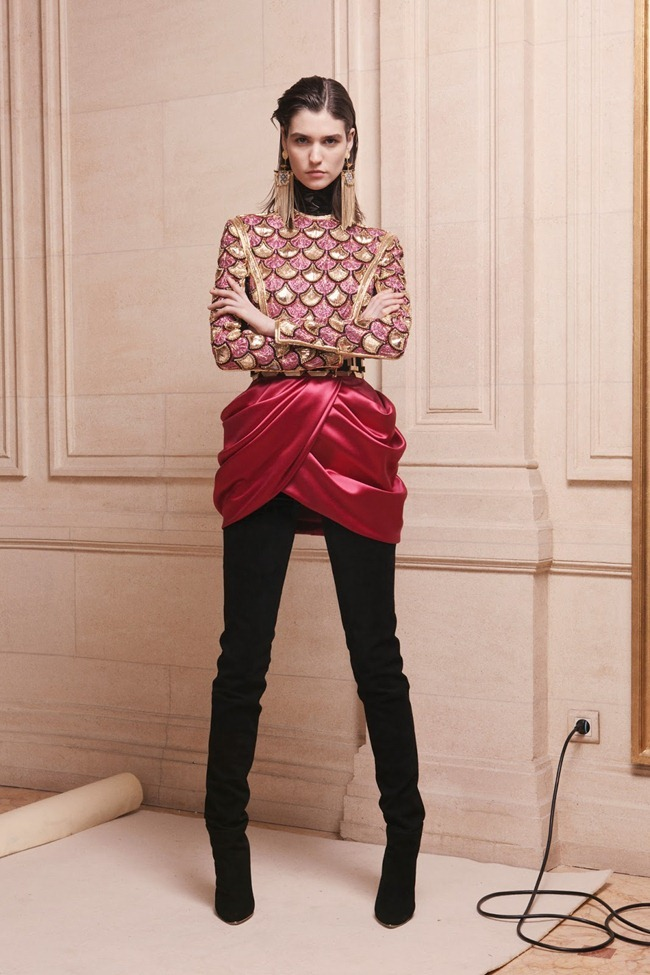 COLLECTION- Balmain Pre-Fall 2013. www.imageamplified.com, Image Amplified (12)