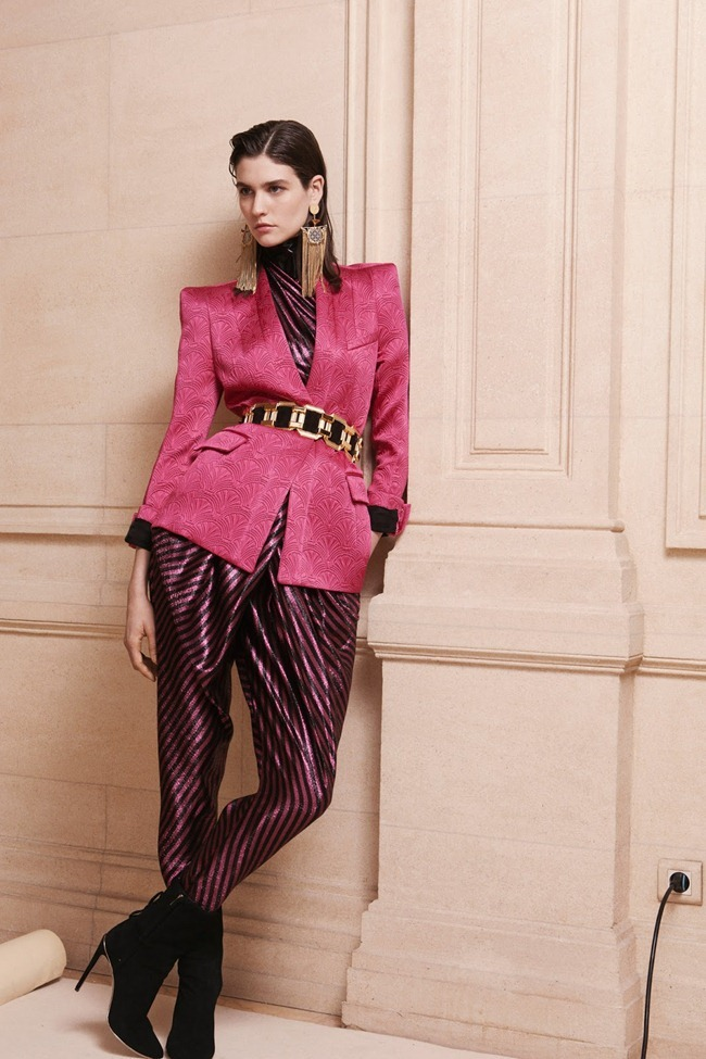 COLLECTION- Balmain Pre-Fall 2013. www.imageamplified.com, Image Amplified (16)