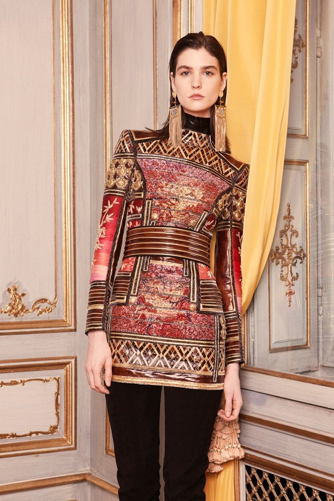 COLLECTION- Balmain Pre-Fall 2013. www.imageamplified.com, Image Amplified (24)