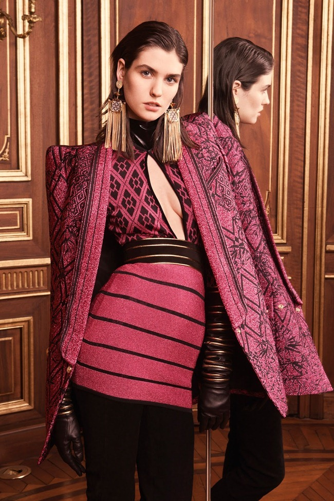 COLLECTION- Balmain Pre-Fall 2013. www.imageamplified.com, Image Amplified (25)