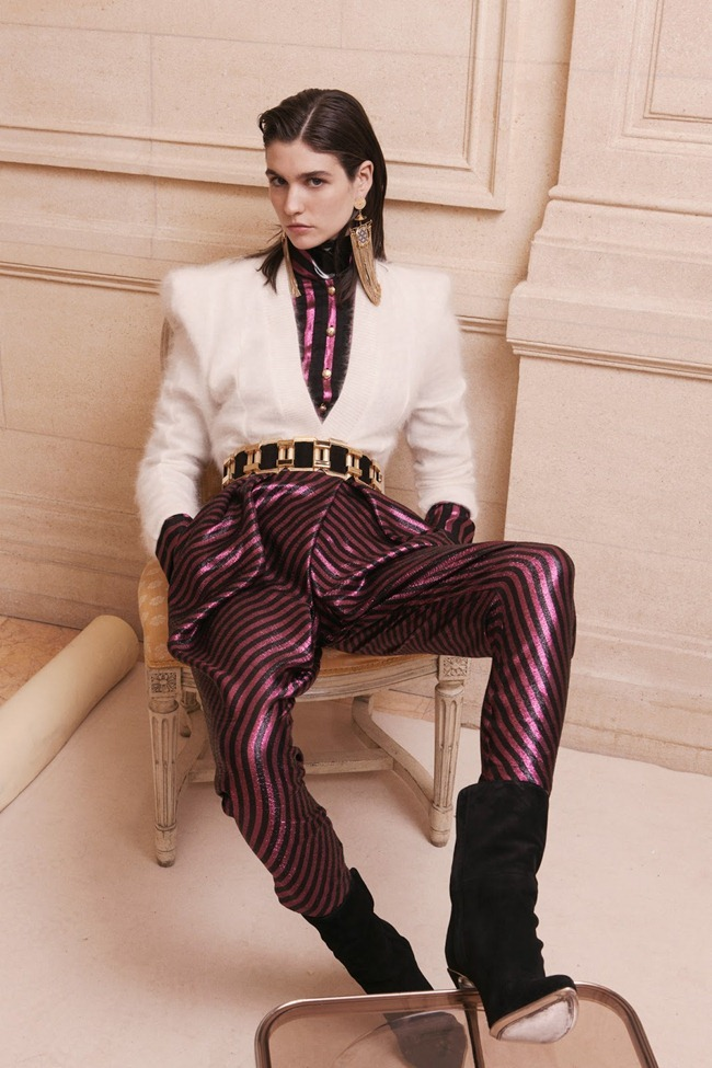 COLLECTION- Balmain Pre-Fall 2013. www.imageamplified.com, Image Amplified (32)