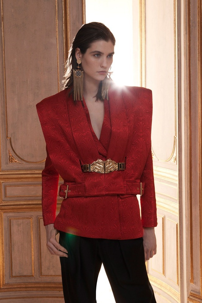 COLLECTION- Balmain Pre-Fall 2013. www.imageamplified.com, Image Amplified (33)