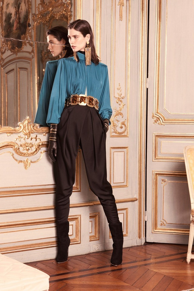 COLLECTION- Balmain Pre-Fall 2013. www.imageamplified.com, Image Amplified (6)