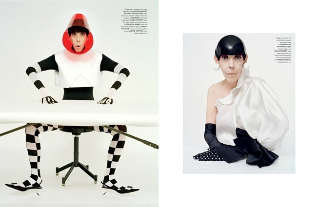 LOVE MAGAZINE- Peggy Moffitt by Tim Walker. Jacob K, Spring 2013, www.imageamplified.com, Image Amplified (3)