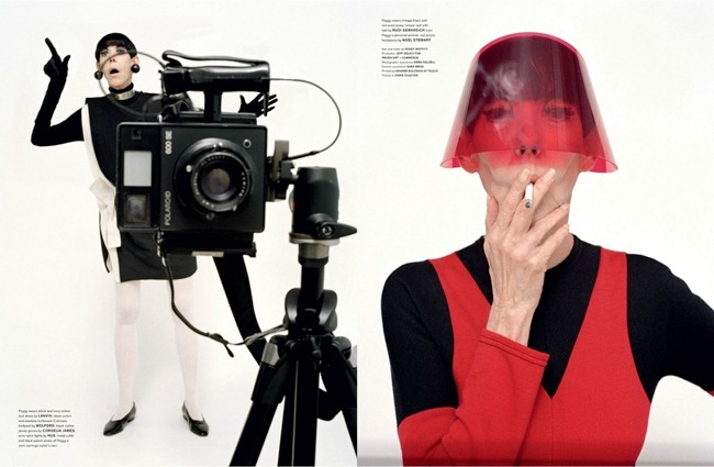 LOVE MAGAZINE- Peggy Moffitt by Tim Walker. Jacob K, Spring 2013, www.imageamplified.com, Image Amplified (6)