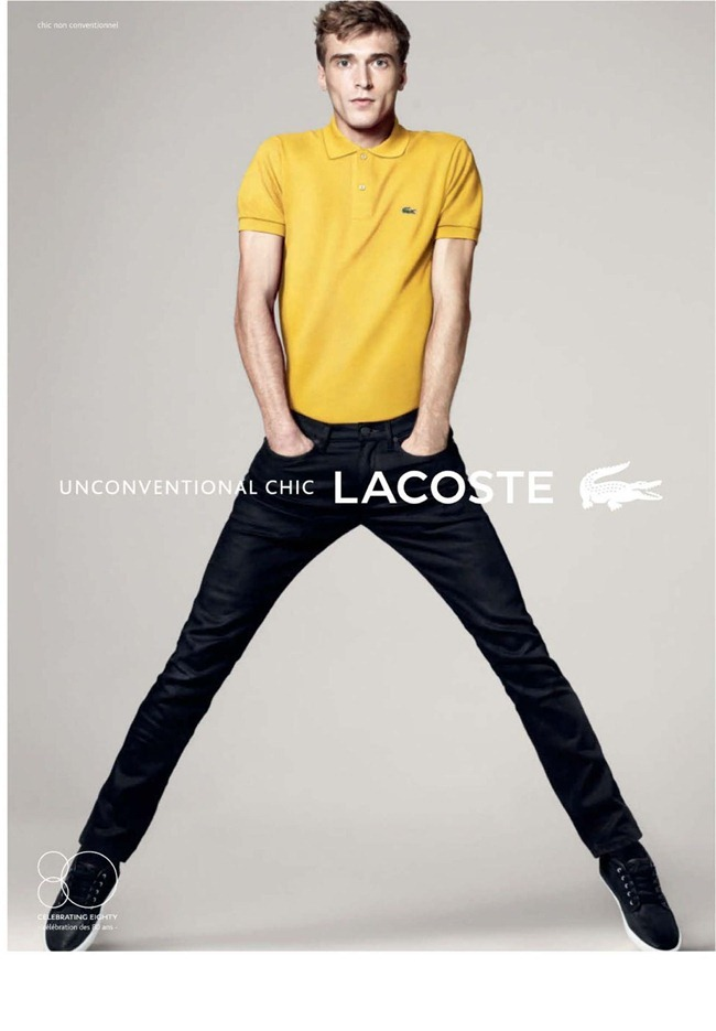 CAMPAIGN- Karlie Kloss & Clement Chabernaud for Lacoste Spring 2013. www.imageamplified.com, Image Amplified (1)