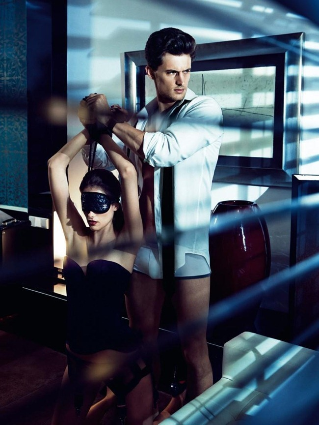 GQ SPAIN- Garrett Neff in Fifty Shades of Neff by Sergi Pons. February 2013, www.imageamplified.com, Image Amplified (4)