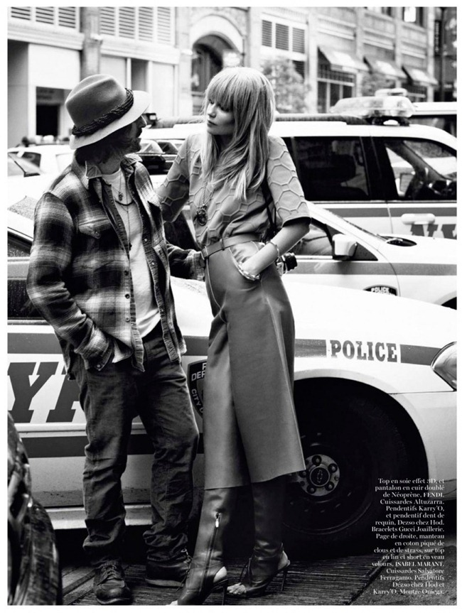 VOGUE PARIS- Tony Ward & Natasha Poly in I Love NY by Terry Richardson. Fegarline Saglio, February 2013, www.imageamplified.com, Image Amplified (2)