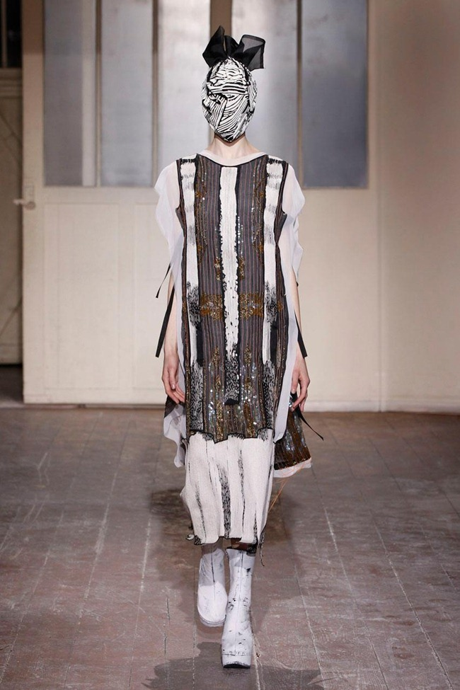 PARIS HAUTE COUTURE- Maison Martin Margiela Artisanal Spring 2013. www.imageamplified.com, Image Amplified (3)