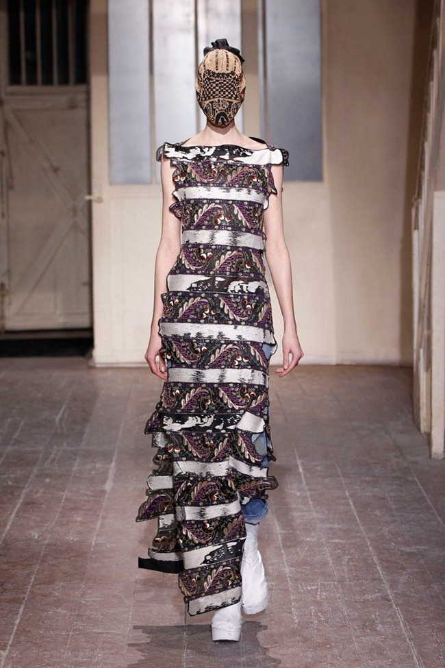 PARIS HAUTE COUTURE- Maison Martin Margiela Artisanal Spring 2013. www.imageamplified.com, Image Amplified (5)