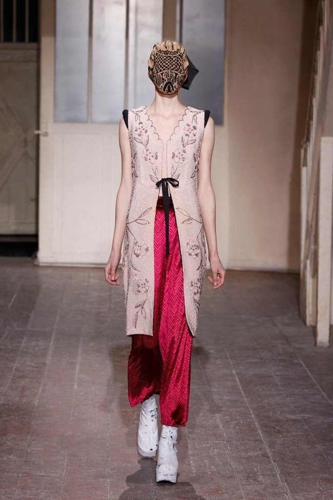 PARIS HAUTE COUTURE- Maison Martin Margiela Artisanal Spring 2013. www.imageamplified.com, Image Amplified (8)