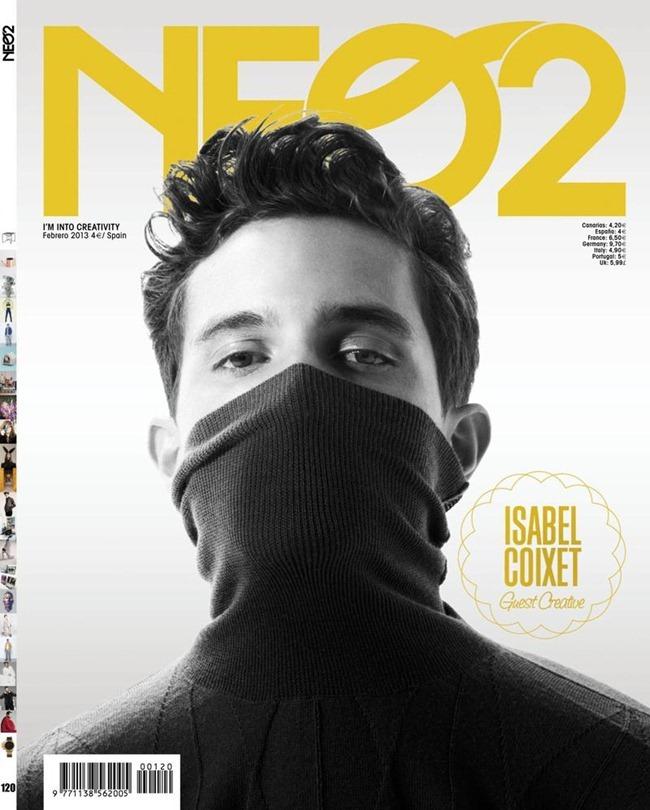 NEO2 MAGAZINE- Jakob Wiechmann in Disorder by Sebastian Troncoso. Ivona Yvon, www.imageamplified.com, Image Amplified