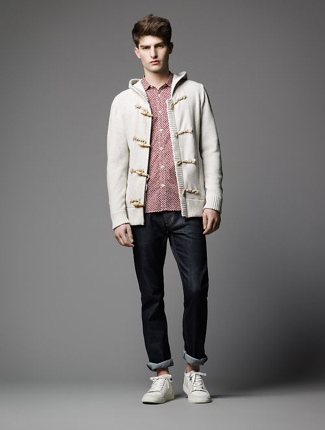 LOOKBOOK- Paolo Anchisi for Burberry Black Label Spring 2013. www.imageamplified.com, Image Amplified (13)