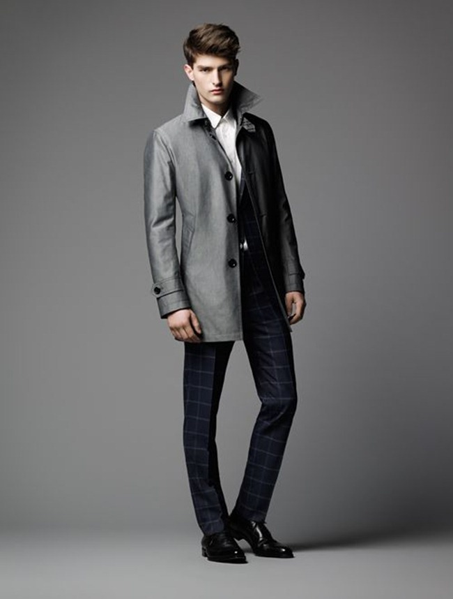 LOOKBOOK- Paolo Anchisi for Burberry Black Label Spring 2013. www.imageamplified.com, Image Amplified (2)