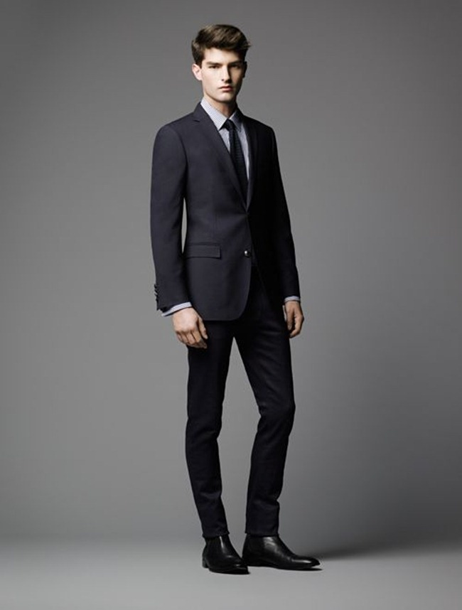 LOOKBOOK- Paolo Anchisi for Burberry Black Label Spring 2013. www.imageamplified.com, Image Amplified (3)