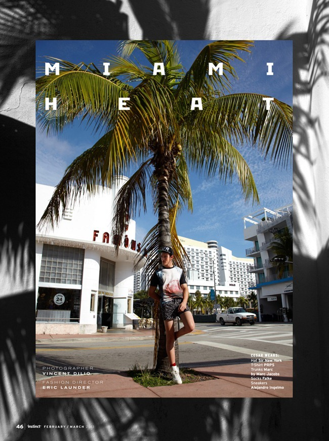 INSTINCT MAGAZINE- Cesar Chiang in Miami Heat by Vincent Dilio. March 2013, Eric Launder, www.imageamplified.com, Image Amplified (10)