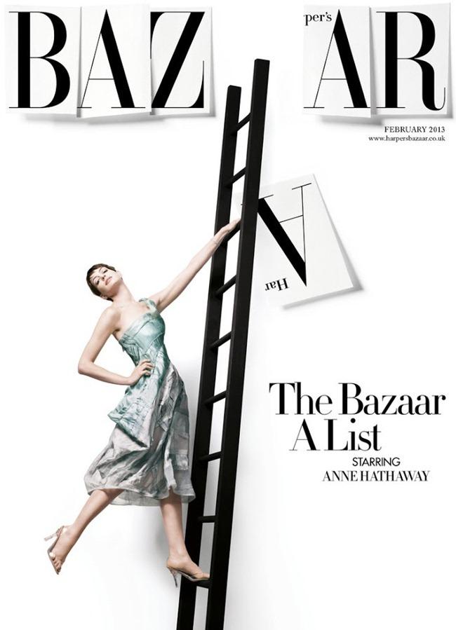 HARPER'S BAZAAR UK- Anne Hathaway by David Slijper. February 2013, www.imageamplified.com, Image Amplified (5)