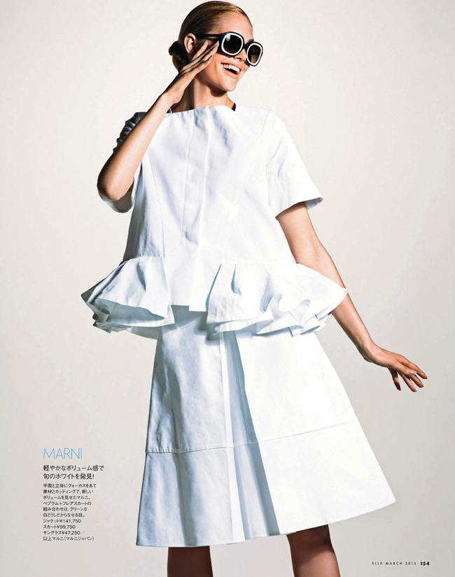 ELLE JAPAN- Dani Seitz in The Perfect Spring by TAkaki Kumada. Satoko Takebuchi, March 2013, www.imageamplified.com, Image Amplified (9)