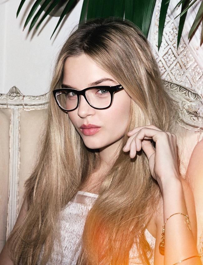 CAMPAIGN- Josephine Skriver for Blugirl Spring 2013 by Angelo Pennetta. www.imageamplified.com, Image Amplified (9)