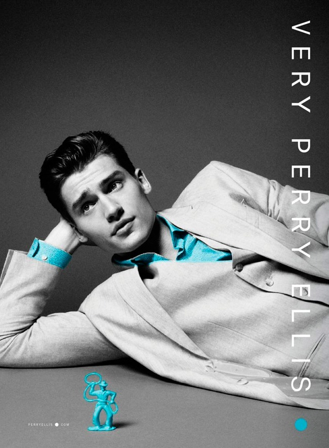 CAMPAIGN- Gabriel Chytry, Rainer Andreesen & Vladimir Ivanov for Perry Ellis Spring 2013. www.imageamplified.com, Image Amplified