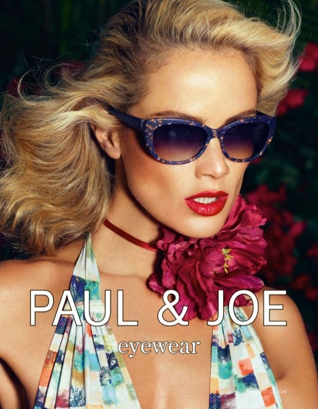 CAMPAIGN- Carolyn Murphy & Shaun DeWet for Paul & Joe Spring 2013 by Mikael Jansson. Karl Templer, www.imageamplified.com, Image Amplified (3)