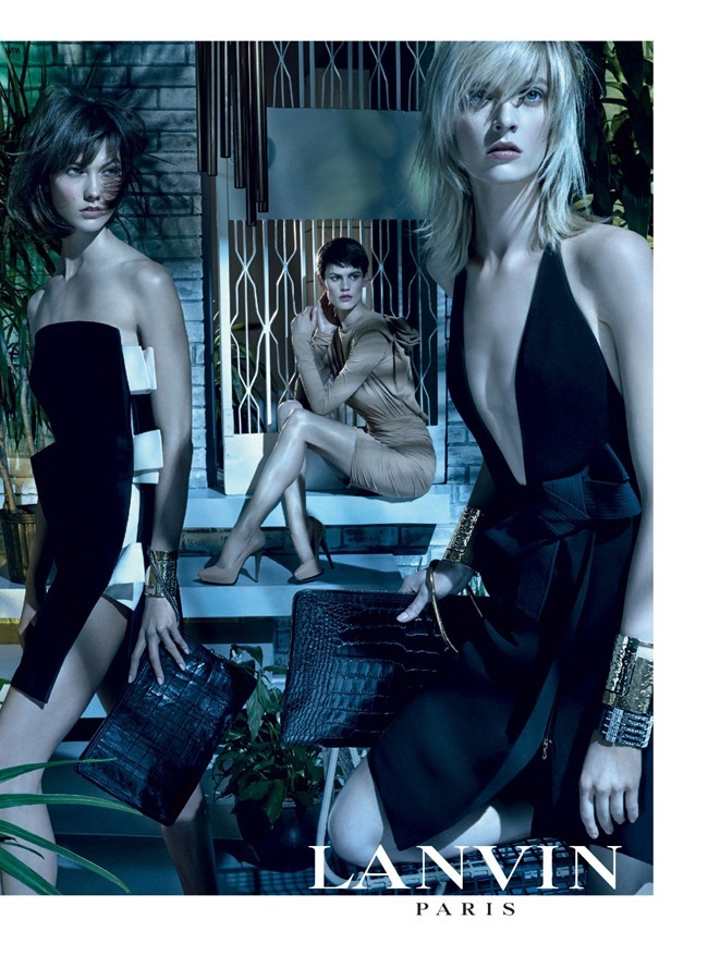 CAMPAIGN- Lanvin Spring 2013 by Steven Meisel. Lucas Ossendrijver, www.imageamplified.com, Image Amplified (4)