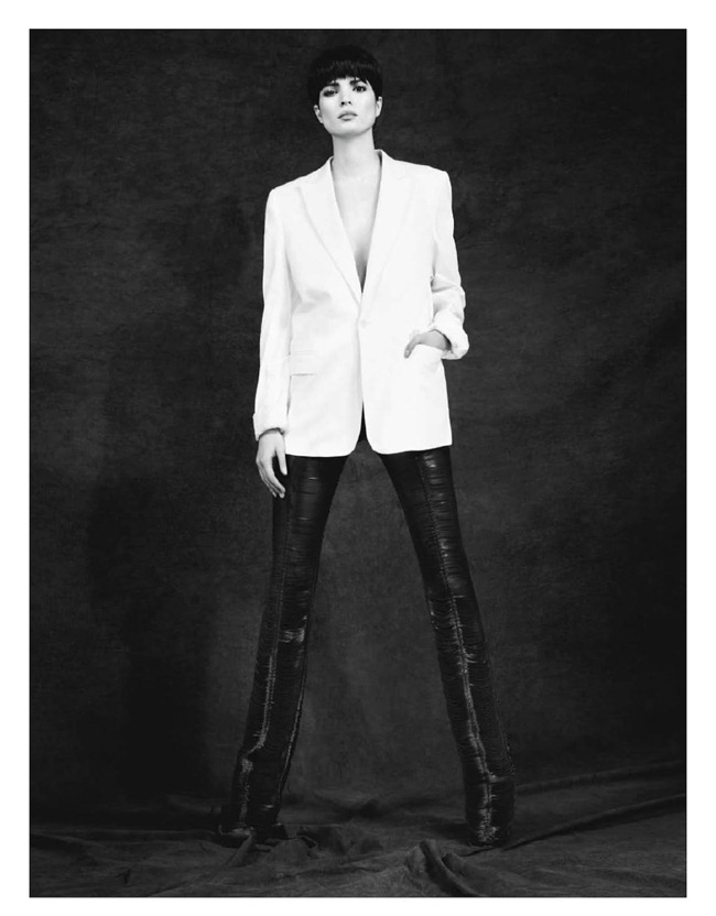 BE MAGAZINE- Hanaa Ben Abdesslem in Minimale Androgyne by Nelson Simoneau. Isabelle Peyrut, March 2013, www.imageamplified.com, Image Amplified (8)