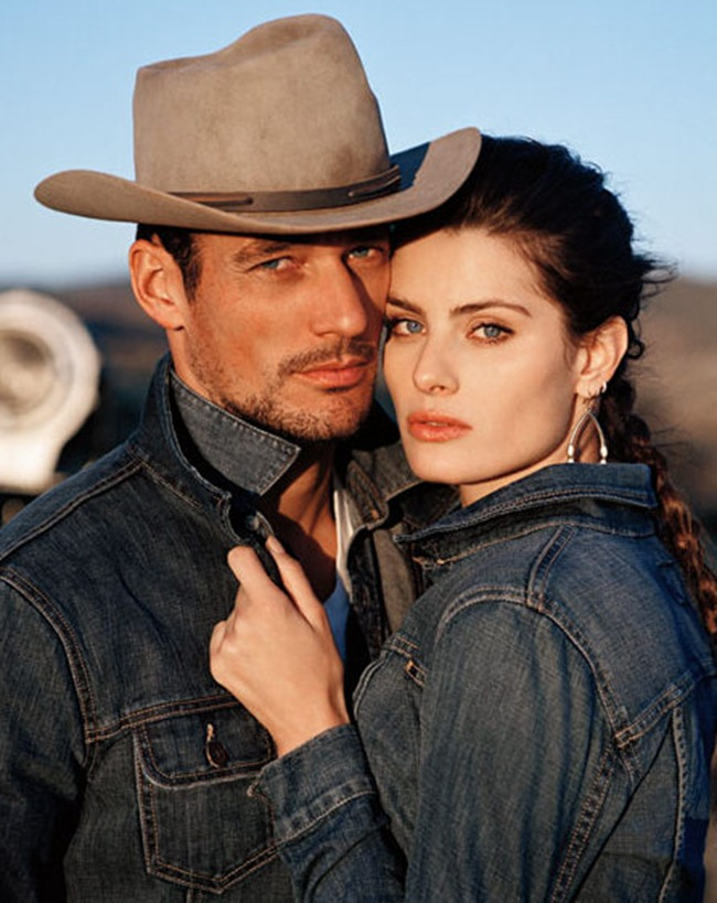 CAMPAIGN- David Gandy & Isabeli Fontana for Lucky Brand Spring 2013. www.imageamplified.com, Image Amplified (2)