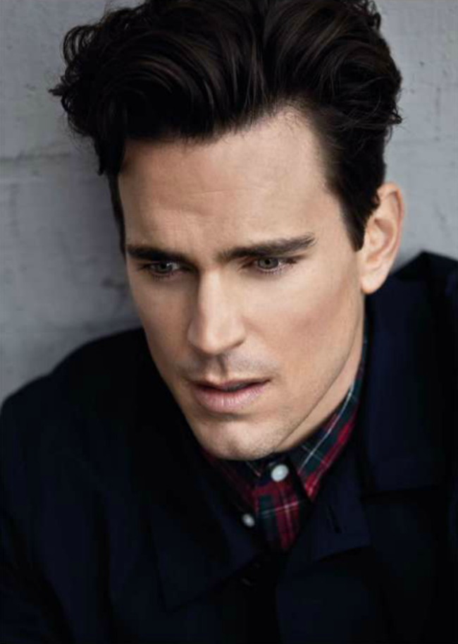 DAMAN MAGAZINE- Matt Bomer in Hot Under The Collar by Mitchell Nguyen McCormack. March 2013, www.imageamplified.com, Image Amplified (2)