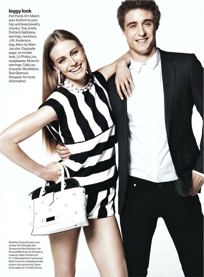 GLAMOUR MAGAZINE- Zuzana Kopuncova & Myf Shepherd in Mod Squad by Nicolas Moore. Melissa Ventosa Martin, March 2013, www.imageamplified.com, Image Amplified (6)