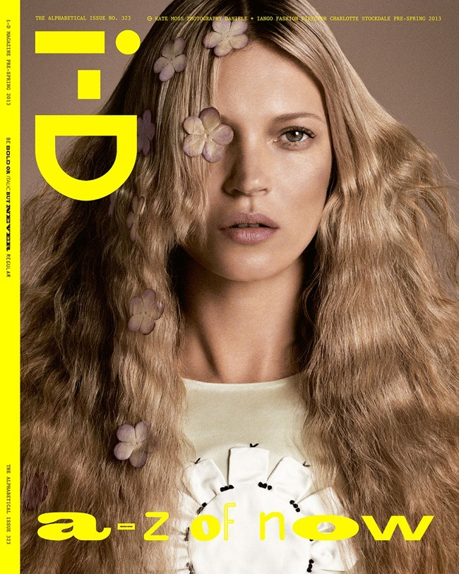 I-D MAGAZINE- Kate Moss by Daniele & Iango. Charlotte Stockdale, Spring 2013, www.imageamplified.com, Image Amplified (1)