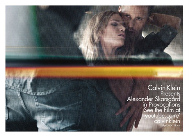 CAMPAIGN- Alexander Skarsgard & Suvi Koponen for Calvin Klein Jeans Spring 2013 by Fabien Baron. www.imageamplified.com, Image Amplified (1)