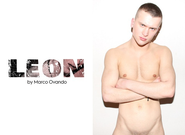 COITUS MAGAZINE- Leon Dorrenberg in Motel Boy Leon by Marco Ovando. www.imageamplified.com, Image Amplified