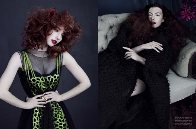 VOGUE ITALIA- Chrysta Bell by Emma Summerton, February 2013, www.imageamplified.com, Image Amplified (4)