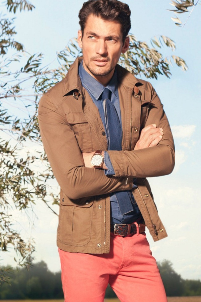 LOOKBOOK- David Gandy for Massimo Dutti Spring 2013. www.imageamplified.com, Image Amplified (2)