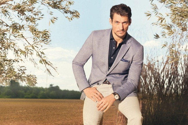 LOOKBOOK- David Gandy for Massimo Dutti Spring 2013. www.imageamplified.com, Image Amplified (5)