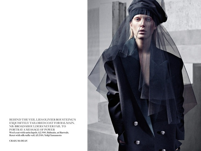 VOGUE UK- Iselin Steiro in Cut to the Chase by Craig McDean. Jane How, March 2013, www.imageamplified.com, Image Amplified (5)