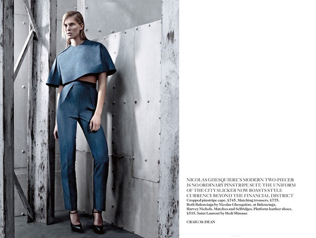 VOGUE UK- Iselin Steiro in Cut to the Chase by Craig McDean. Jane How, March 2013, www.imageamplified.com, Image Amplified (6)