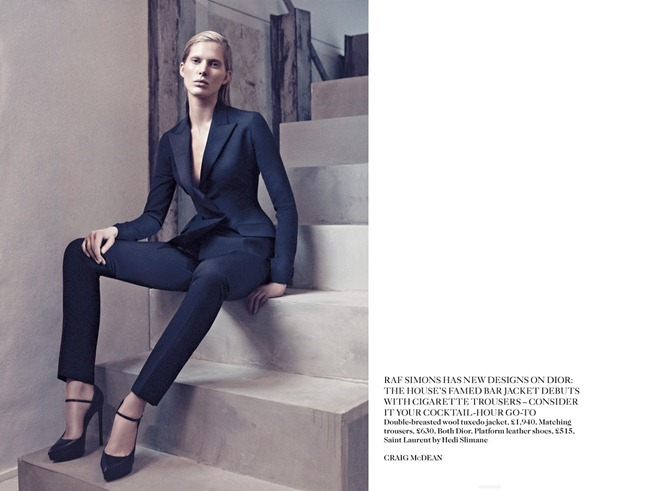 VOGUE UK- Iselin Steiro in Cut to the Chase by Craig McDean. Jane How, March 2013, www.imageamplified.com, Image Amplified (8)