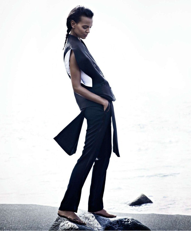 HARPER'S BAZAAR MAGAZINE- Lya Kebede by Nathaniel Goldberg. Alastair McKimm, March 2013, www.imageamplified.com, Image Amplified (1)