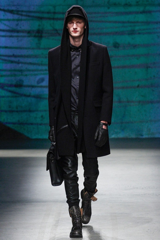 NEW YORK FASHION WEEK- Kenneth Cole Collection Men Fall 2013. www.imageamplified.com, Image Amplified (4)