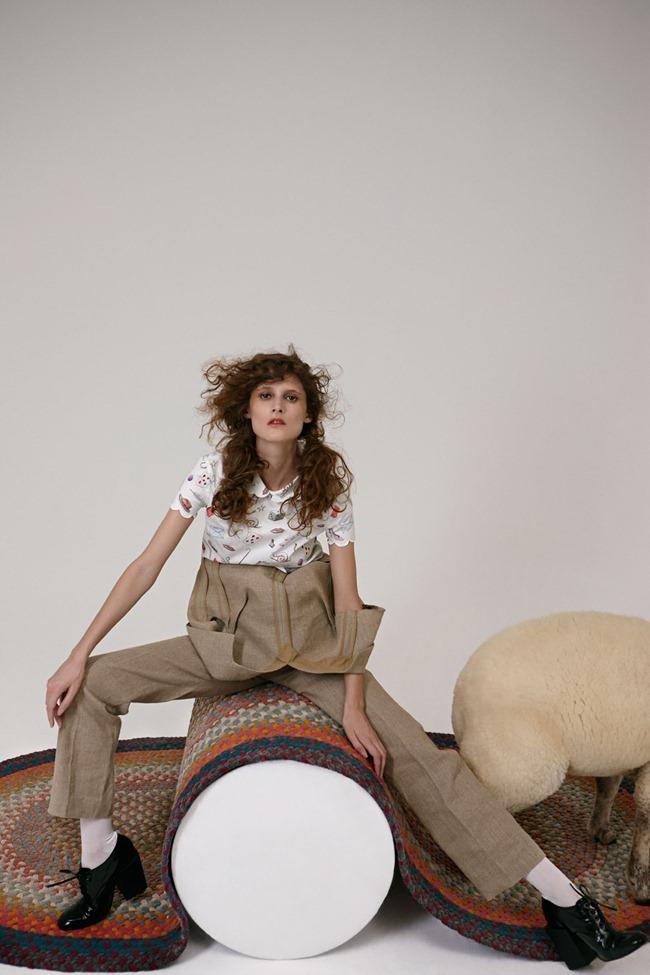 PURPLE MAGAZINE- Marie Piovesan in Re-Fashion Folk by Camille Bidault Waddington, Spring 2013, www.imageamplified.com, Image Amplified (5)
