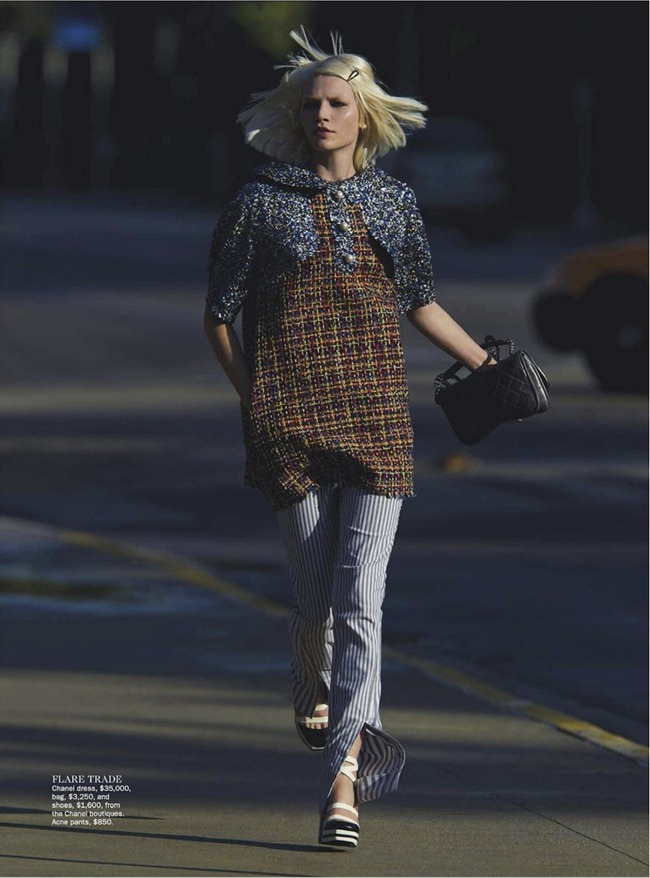VOGUE AUSTRALIA- Aline Weber in Word on the Street by Hans Feurer. Heathermary Jackson, March 2013, www.imageamplified.com, Image Amplified (3)