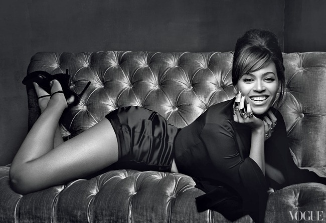 VOGUE MAGAZINE- Beyonce in Queen B by Patrick Demarchelier. Camilla Nickerson, March 2013, www.imageamplified.com, image Amplified (1)