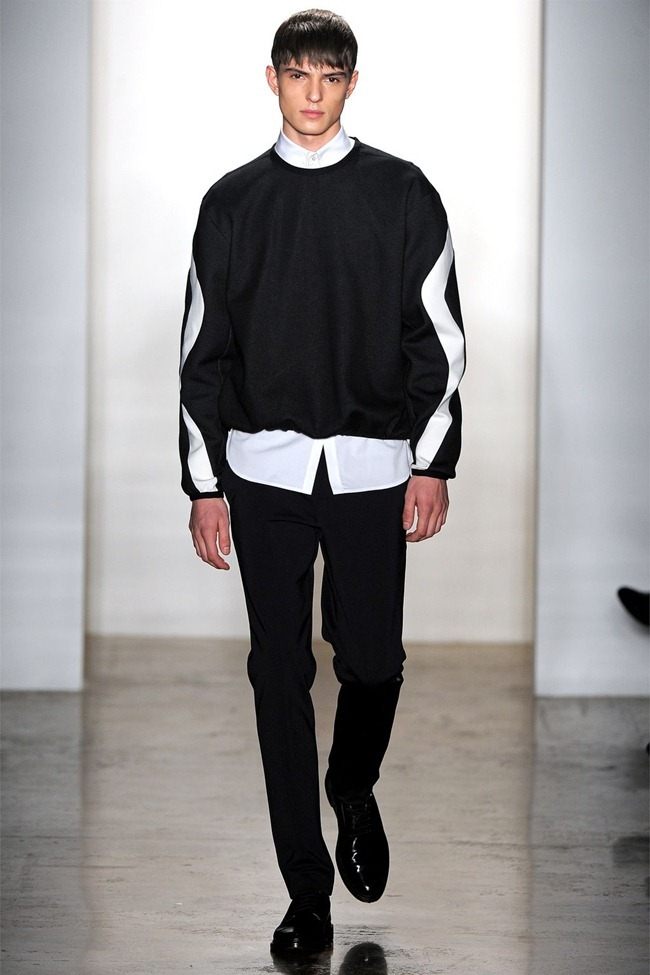 NEW YORK FASHION WEEK- Tim Coppens Fall 2013. www.imageamplified.com, Image Amplified (2)