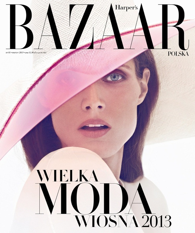 HARPER'S BAZAAR POLAND- Malgosia Bela by Koray Birand. Andrzej Sobolewski, March 2013, www.imageamplified.com, Image Amplified