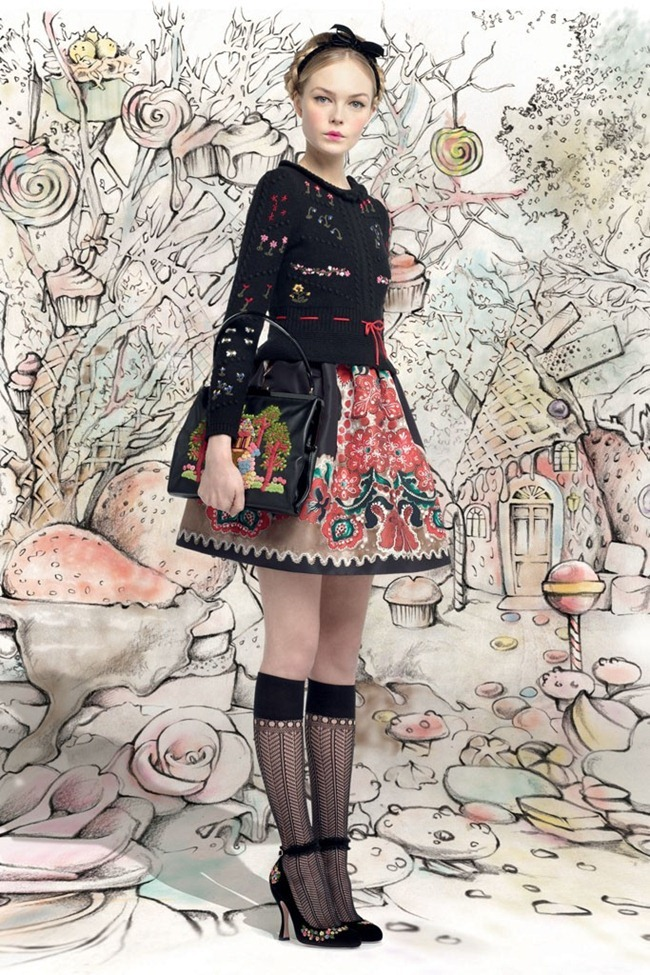 NEW YORK FASHION WEEK- Red Valentino Fall 2013. www.imageamplified.com, Image Amplified (2)
