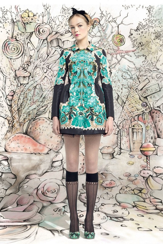 NEW YORK FASHION WEEK- Red Valentino Fall 2013. www.imageamplified.com, Image Amplified (10)
