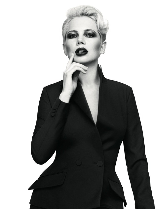 ANOTHER MAGAZINE- Michelle Williams by Willy Vanderperre. Olivier Rizzo, Spring 2013, www.imageamplified.com, Image Amplified (8)