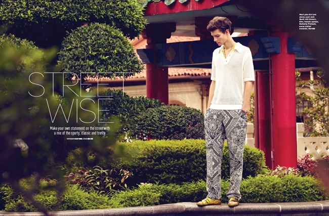 AUGUST MAN SINGAPORE- Sogor Akos in Street Wise by Micky Wong. Ben Chin, www.imageamplified.com, Image Amplified